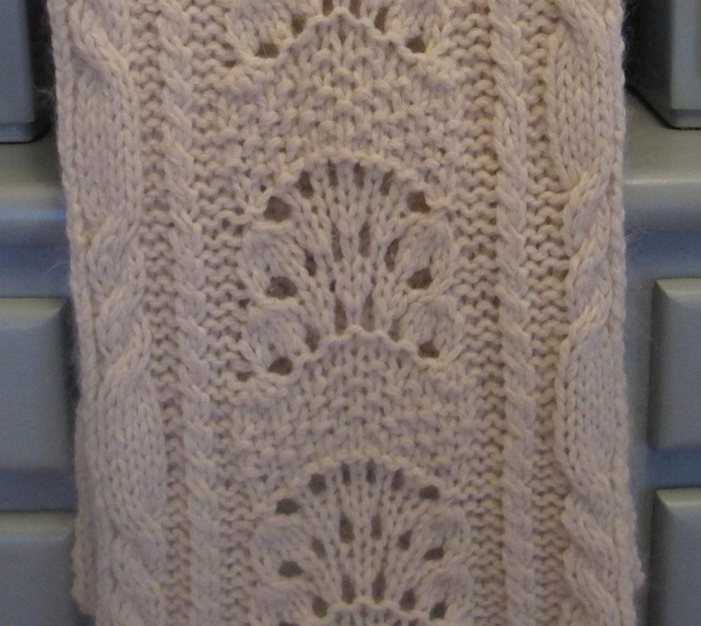 écharpe laine mohair bellelaine