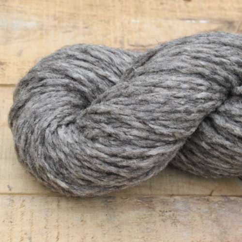Pure laine naturelle france grise big wool bellelaine