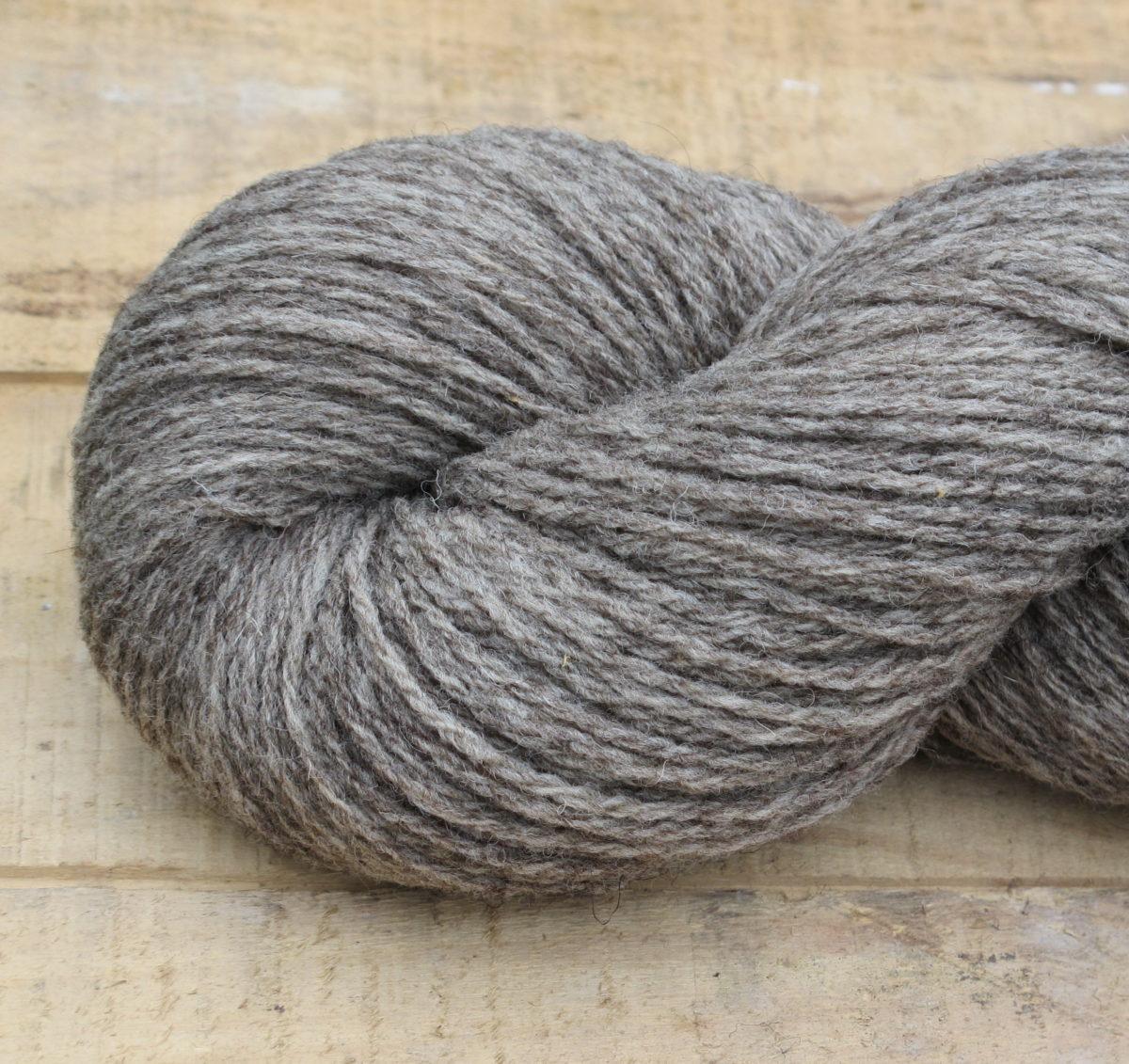 Pure laine naturelle france grise fine bellelaine