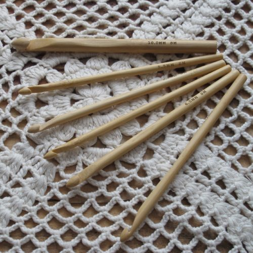 crochets bambou naturel 15 cmbellelaine 2019