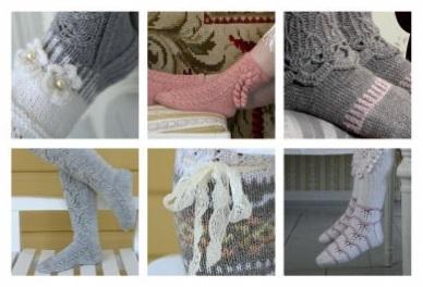 magnifiques chaussettes 1