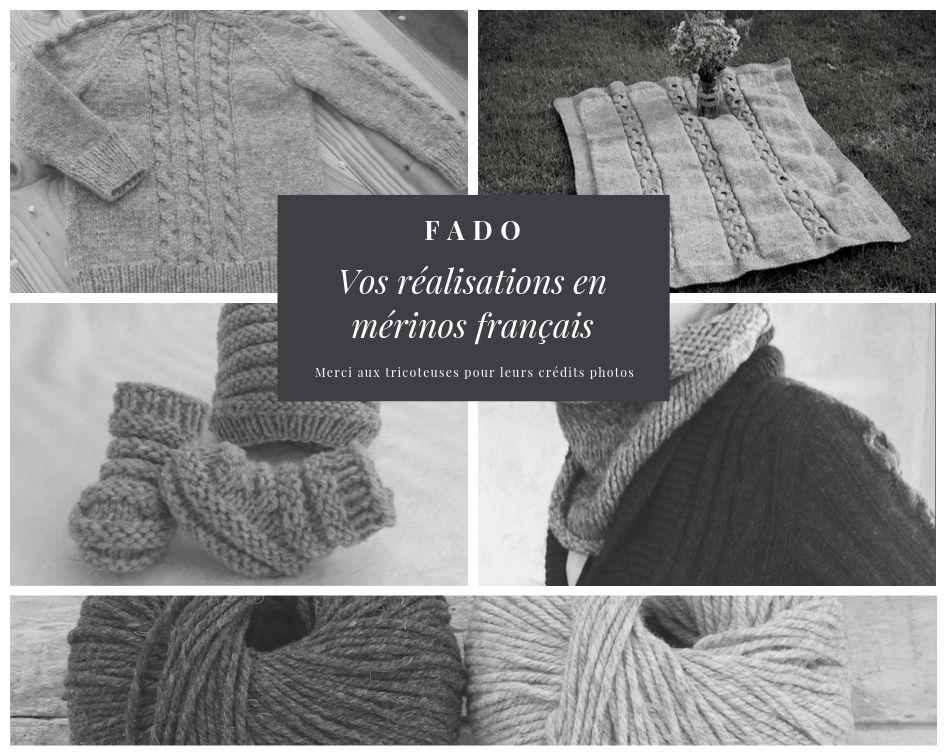 créations en laines mérinos France Bellelaine